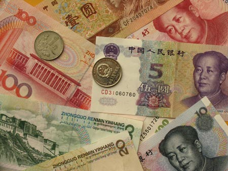 Китайские деньги украинцам